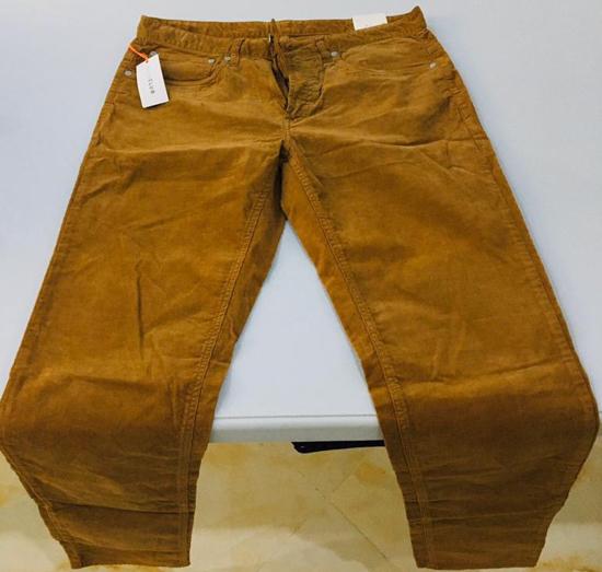 Image sur Pack de 2 pantalons velou-Celio club-taille 42