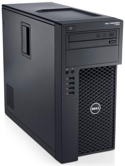 Image sur Station de travail tour Dell Precision T1650 Core i5 | 6 Go de RAM | 500 Go HD avec écran 22 pouces(Reconditionné) - 06Mois