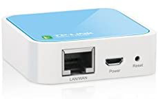 Image sur Mini Répéteur- Routeur - Point d'Accès - TP-LinkMini - Client Wi-Fi - 150Mbps