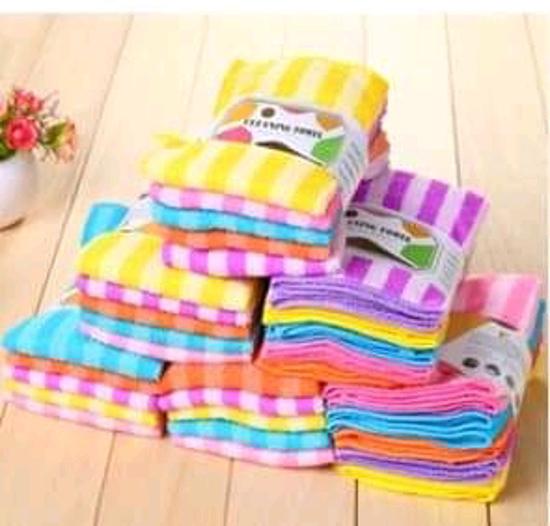 Image sur Lot de 05 serviettes de cuisine