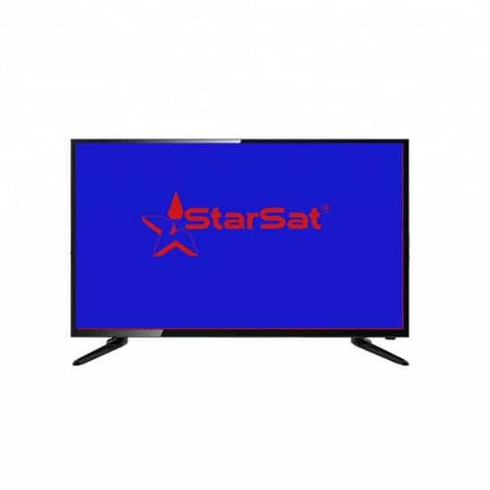 """Image sur TV LED 24"""" STAR SAT - AC/DC - noir - garantie de 06 mois"""