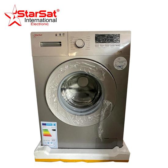 Image sur Machine à laver Star Sat 8kg Automatique - Blanc - 03Mois