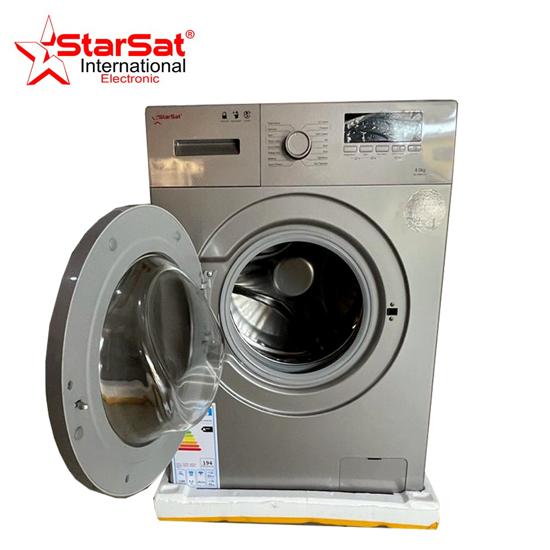 Image sur Machine à laver Star Sat 10kg Automatique - Blanc - 03Mois