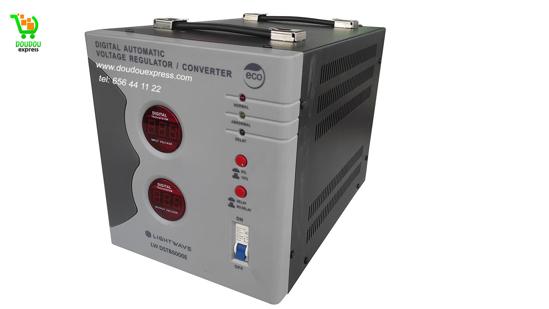 Image sur Régulateur de tension - LIGHTWAWE DAVRC3000VA - 3000 VA