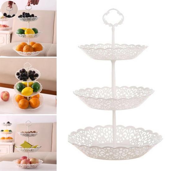 Image sur Accessoire de Rangement Pour Fruits & Légumes - Blanc