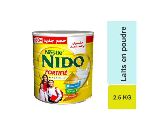 Image sur NIDO 2,5 kg