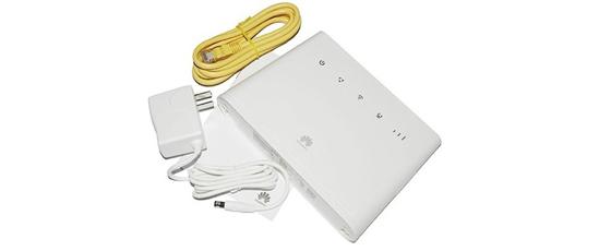Image sur MODEM Wifi 4G LTE-HUAWEI B311