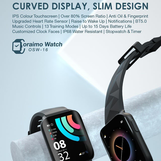 Image sur Smart Watch Oraimo OSW-16