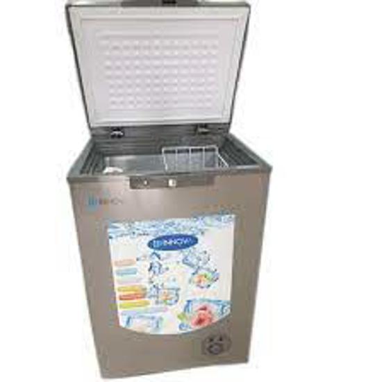 Image sur Congélateur Innova IN-140 - 80L - T - Gris - 06 Mois garantis