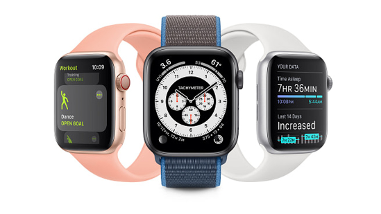 Image sur smart watch intelligente serie 7 charge wireless