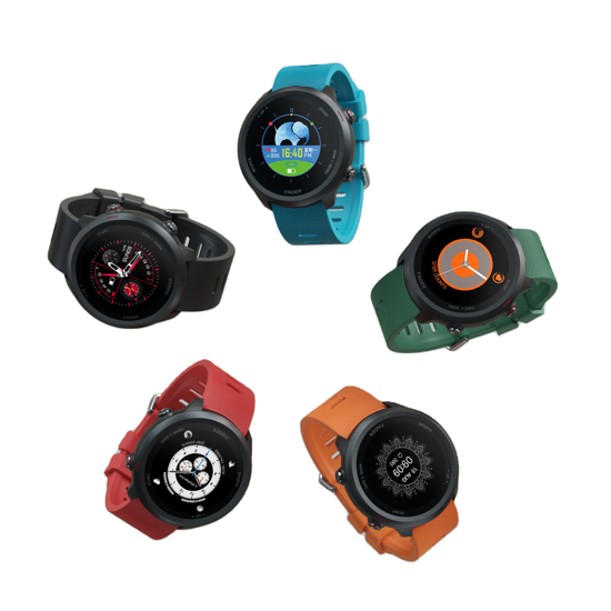 Image sur Montre sport Intelligente Fitness Fréquence Cardiaque Bluetooth Appel Montre Écran Tactile IP67