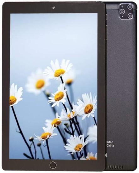 Image sur Tablette C idea 10 pouces, Face Unlock, Dual Sim, Quad Core, 4 Go de RAM, 64 Go, Wifi, 4G Lite + Power Bank OFFERT
