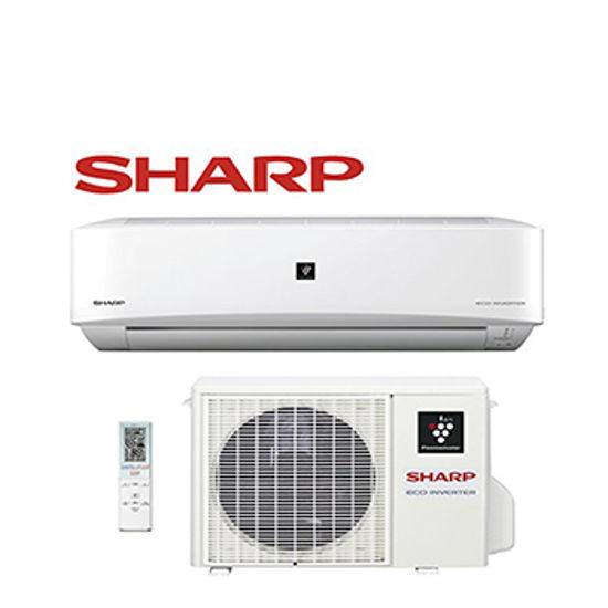 Image sur Climatiseur - Sharp - 3.5CV/ 24000 BTU - R22 - 12Mois Garantis