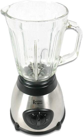 Image sur Blender en verre ROYAL SWISS, 1030 watts- 03 mois